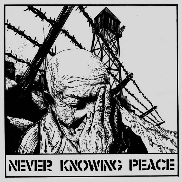 Never Knowing Peace cover art