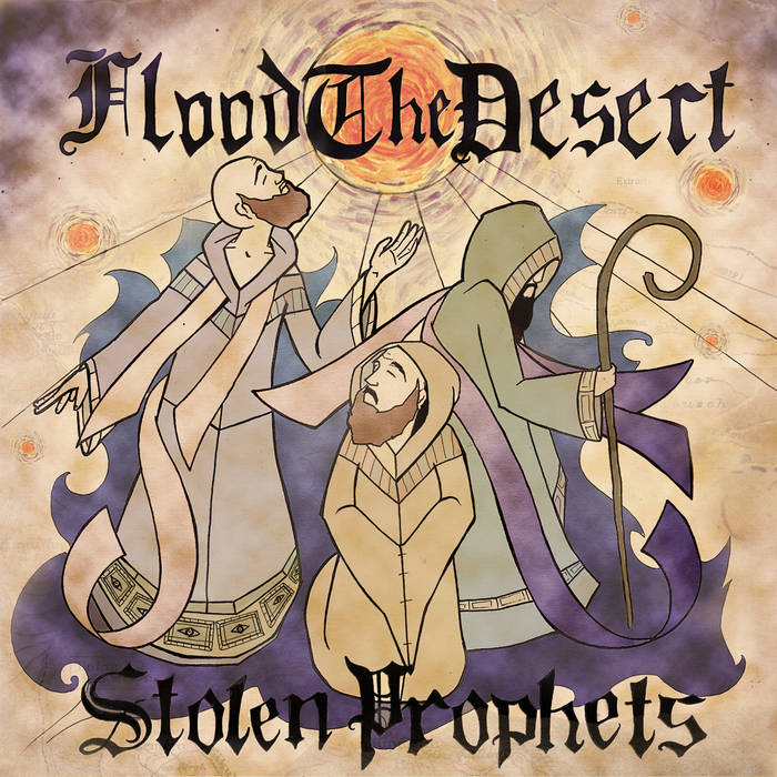 Stolen Prophets cover art