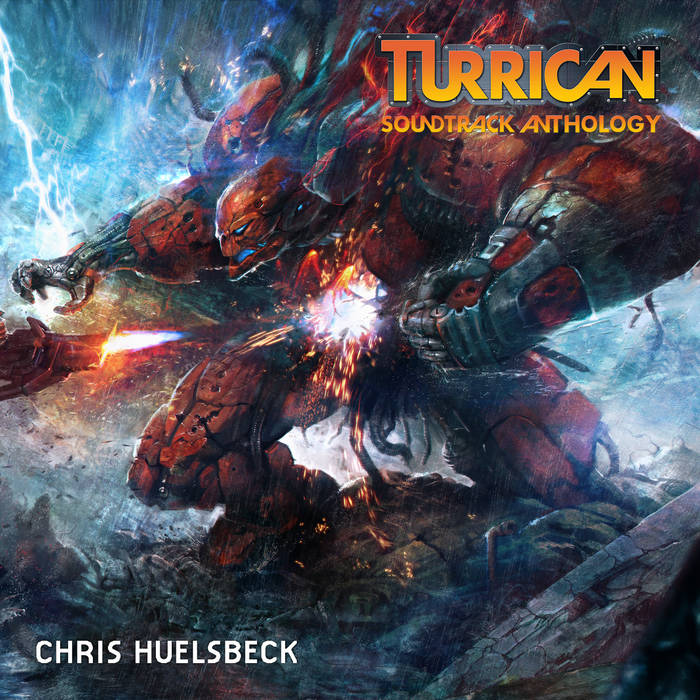 Turrican Soundtrack Anthology Vol. 3 cover art