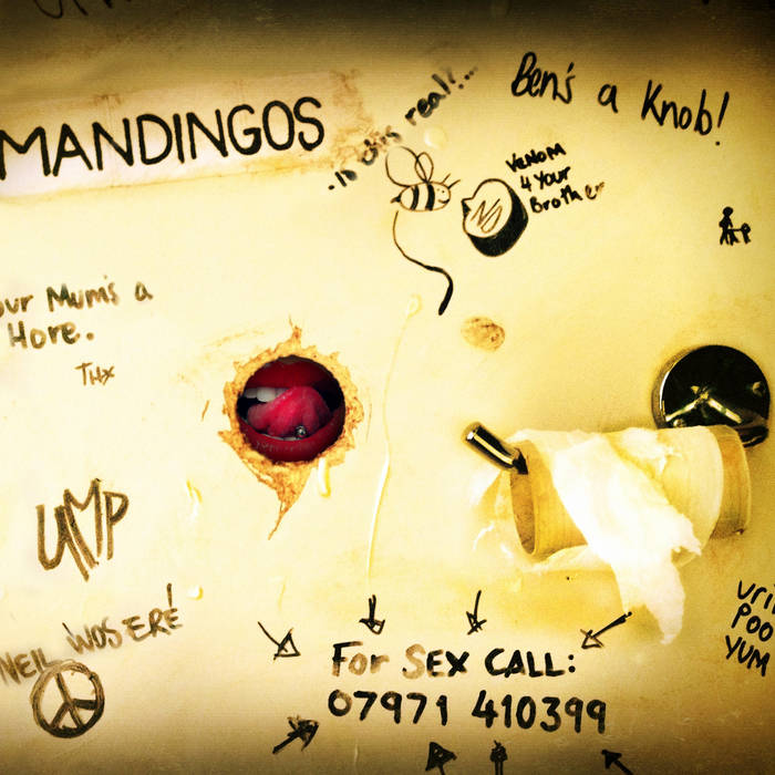MANDINGOS EP cover art