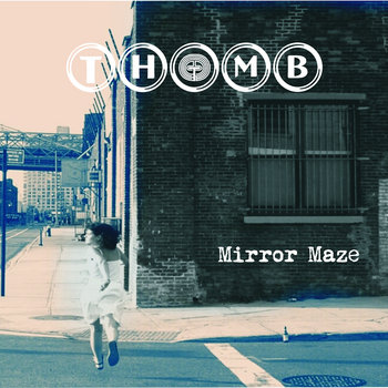 Mirror Maze cover art