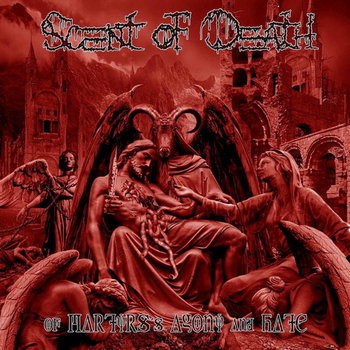 OF MARTYRS´S AGONY AND HATE cover art