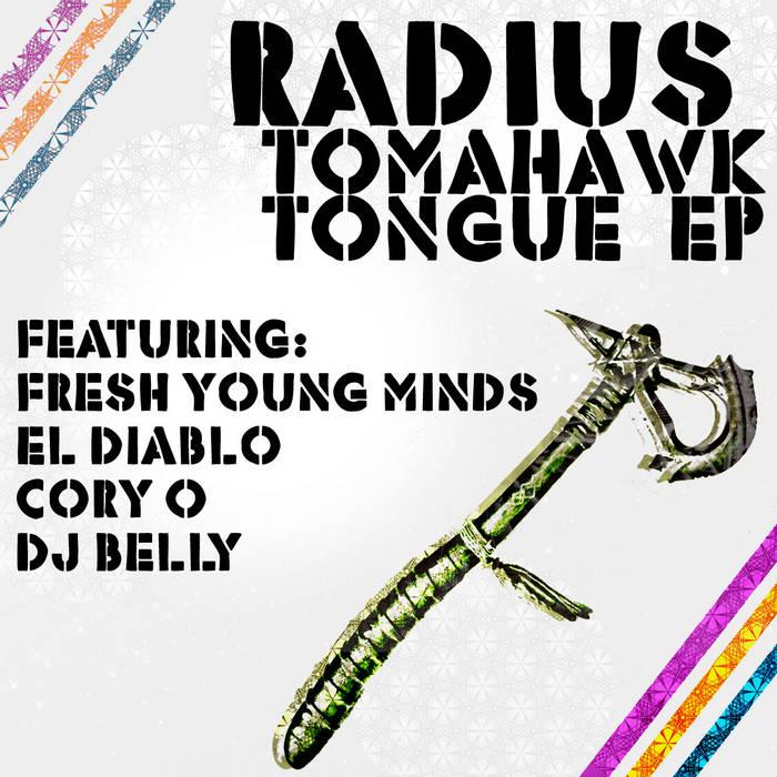Tomahawk Tongue EP cover art
