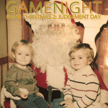 Ruins Christmas 2: Judgement Day cover art