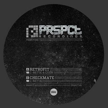 PRSPCT023 - C-Netik & Cooh cover art