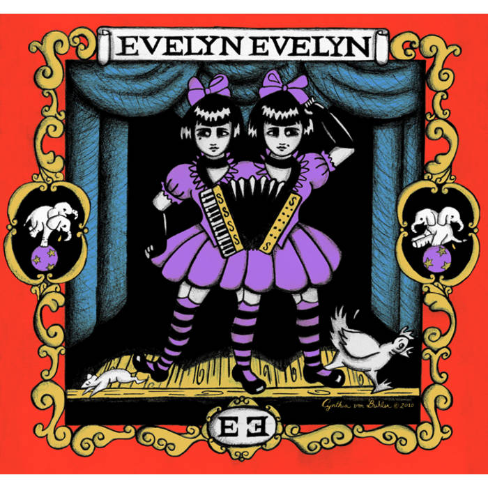 Evelyn Evelyn cover art