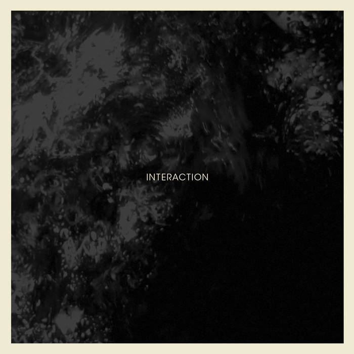 Interaction cover art