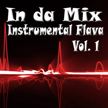 In da Mix: Instrumental Flava, Vol. 1 cover art