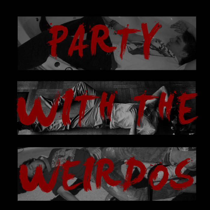 Party With The Weirdos cover art
