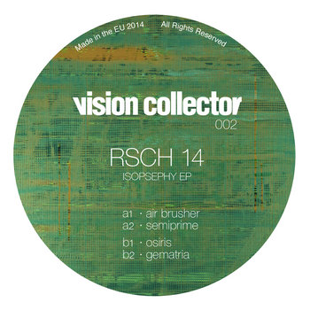 RSCH 14 - Isopsephy cover art