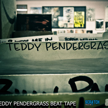 Wake Up: The Teddy Pendergrass Beat Tape cover art