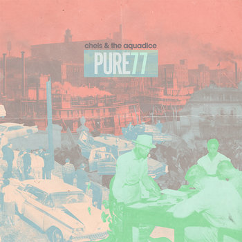 PURE77 cover art