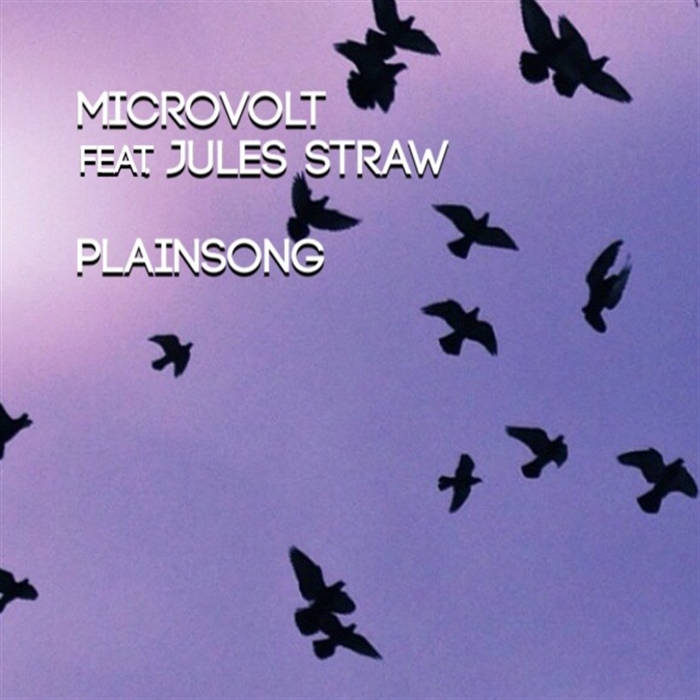 Plainsong featuring Jules Straw cover art