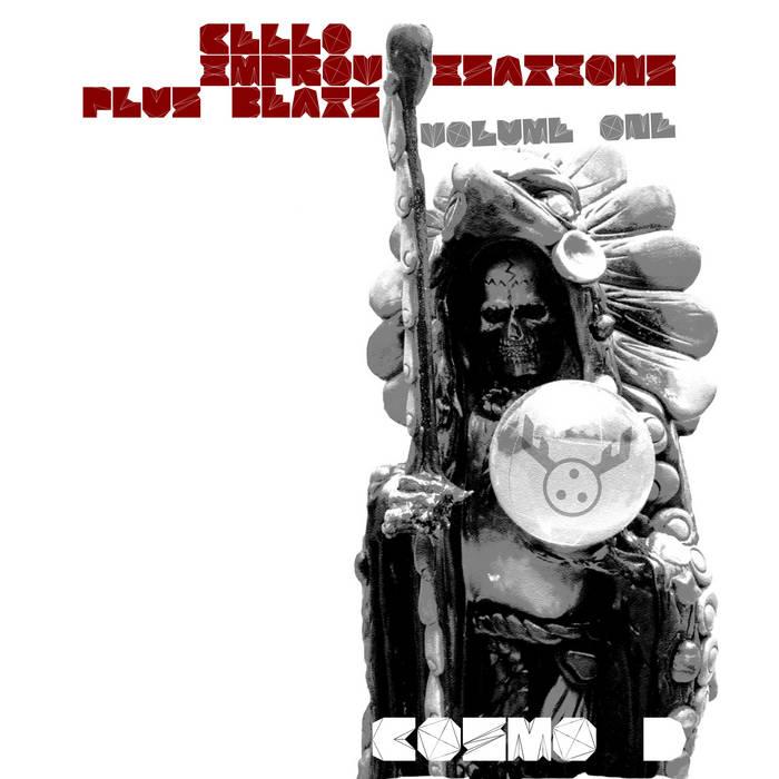 Cello Improvisations Plus Beats Vol. 1 cover art