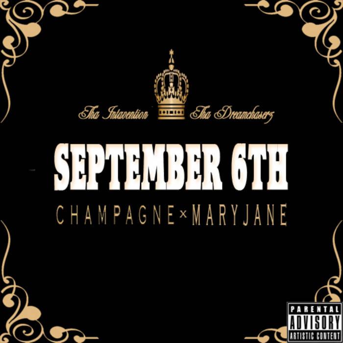 Champagne x MaryJane cover art