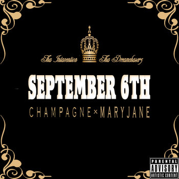 Champagne x MaryJane cover art