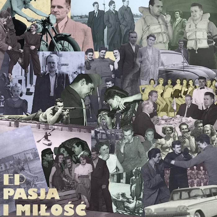 Pasja i Miłość EP cover art
