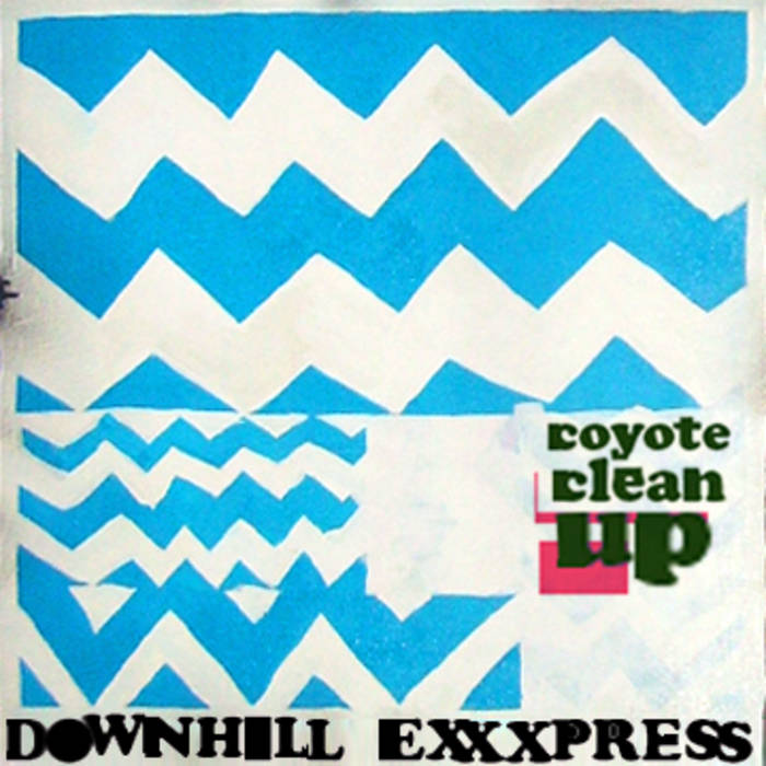 Downhill Exxxpress cover art