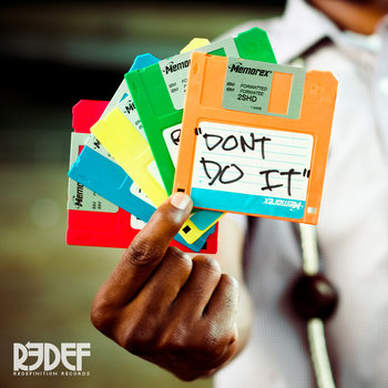 Don't Do It cover art