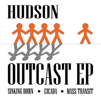 Outcast EP cover art