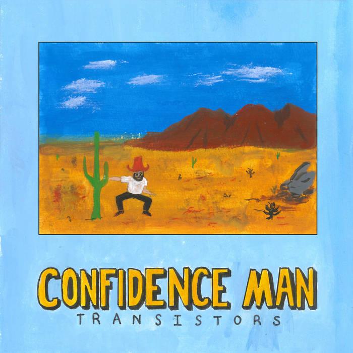 Confidence Man cover art
