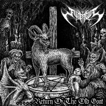 Funereus - Return Of The Old Goat cover art