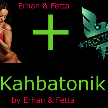 Kahbatonik EP cover art
