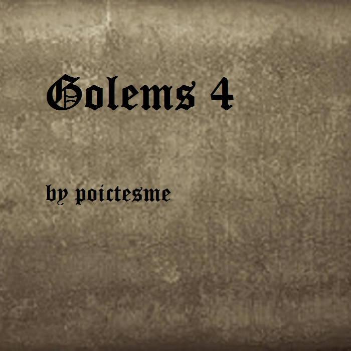 Golems 4 cover art