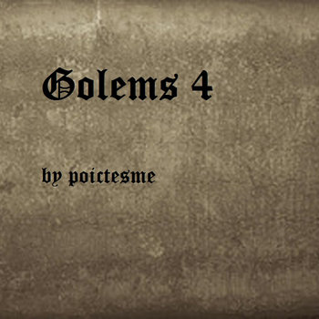 Golems 4 cover art