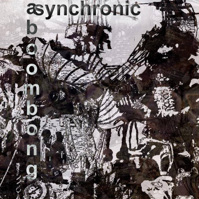 asynchronic cover art