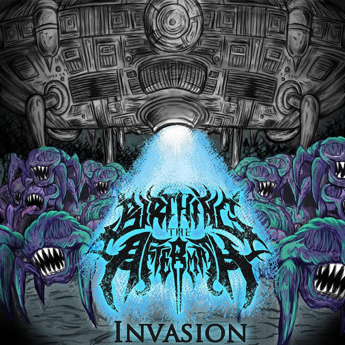 Invasion(2012) cover art