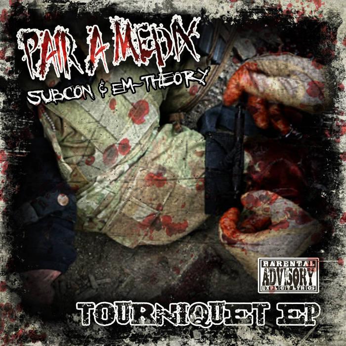 Tourniquet EP cover art
