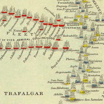 Trafalgar cover art