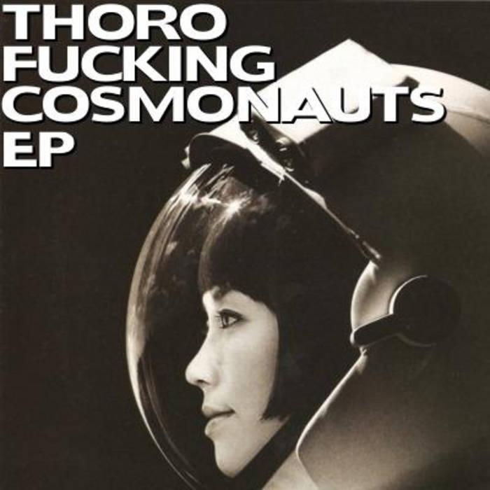 Fucking Cosmonauts EP cover art