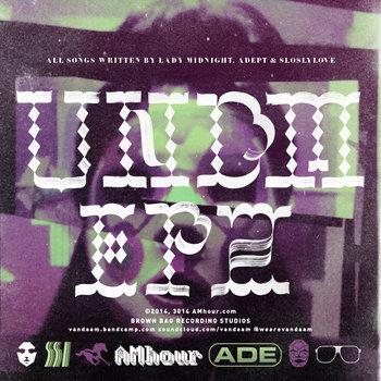 VNDM EP2 cover art