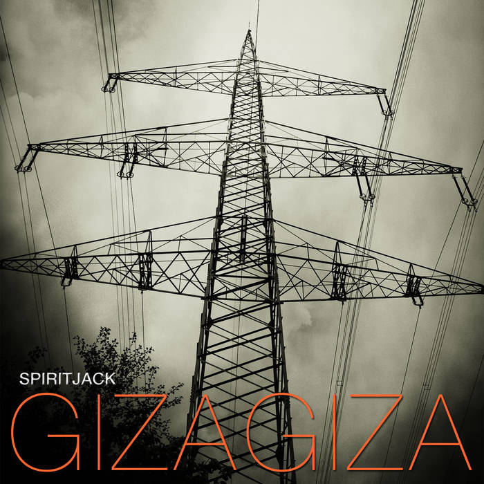 Spiritjack - Giza Giza cover art