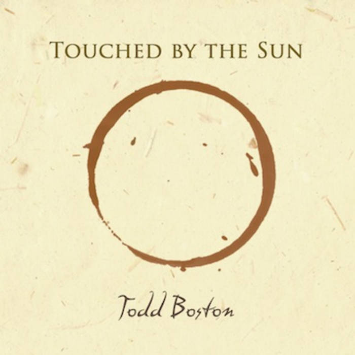 Touched By The Sun cover art