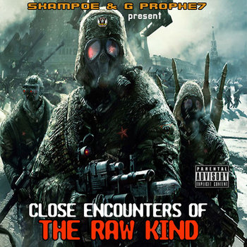 Close Encounters of the Raw KInd cover art