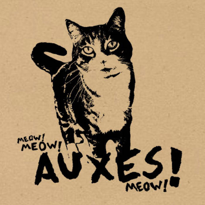 Meow! EP cover art