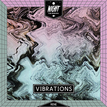 Vibrations EP cover art