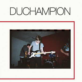 DUCHAMPION cover art