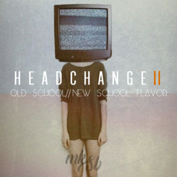 Headchange II cover art