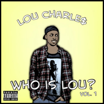 Who Is Lou?, Vol. 1 cover art