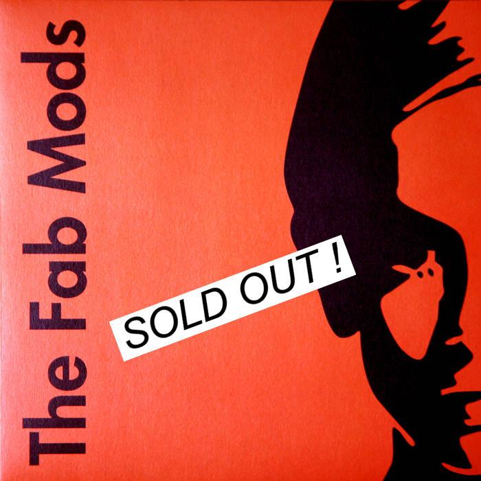 CULP 003 / THE FAB MODS cover art