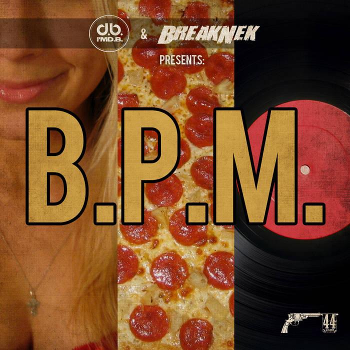 B.P.M. (Original Mix) cover art