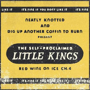 The Self-proclaimed Little Kings cover art