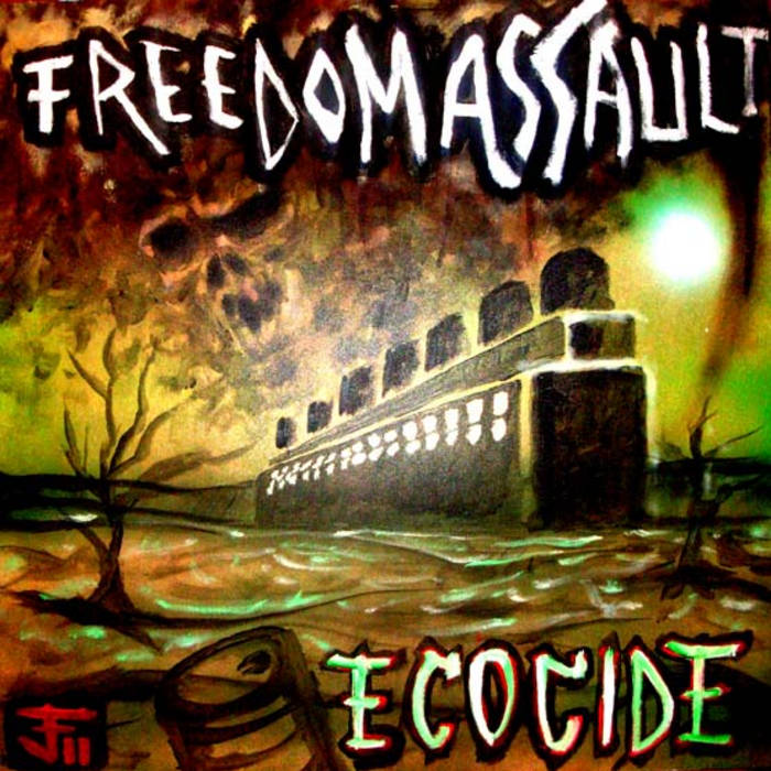 Ecocide cover art