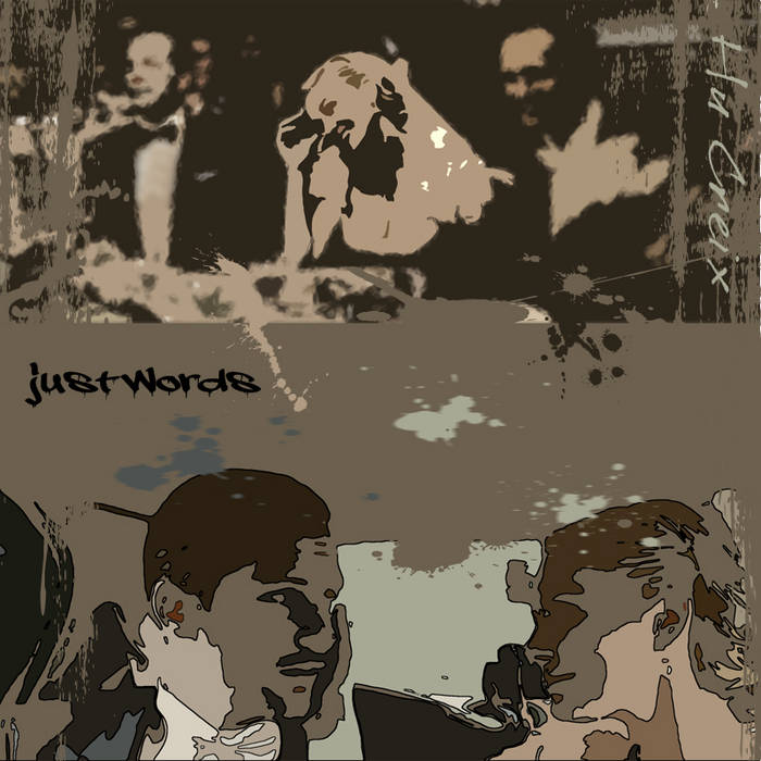 Just words cover art