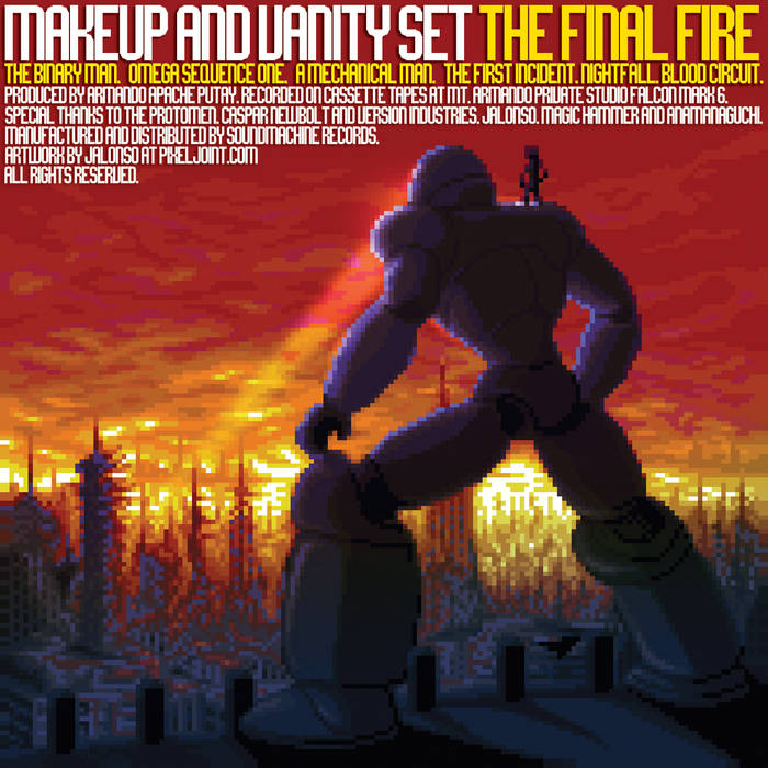 The Final Fire cover art