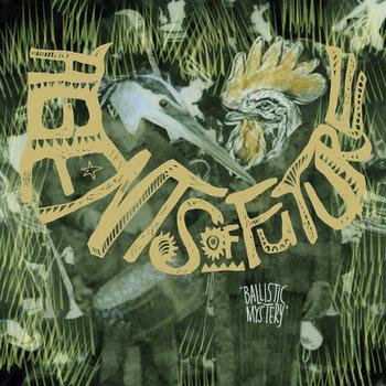 Ballistic Mystery cover art
